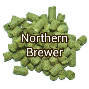 Хмель Northern Brewer (Нортен Бревер) 9,0%, 100 гр.