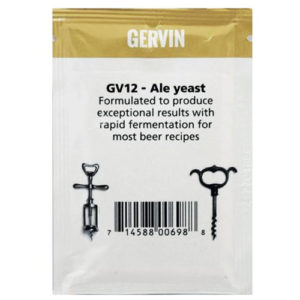 Дрожжи Gervin GV12 Ale yeast